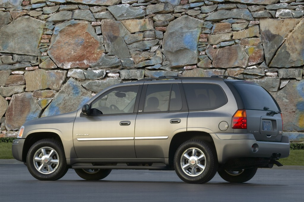 Auction Results And Sales Data For 2007 GMC Envoy