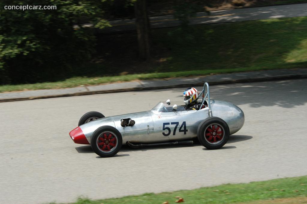 1959 Gemini MK2 FJ thumbnail image