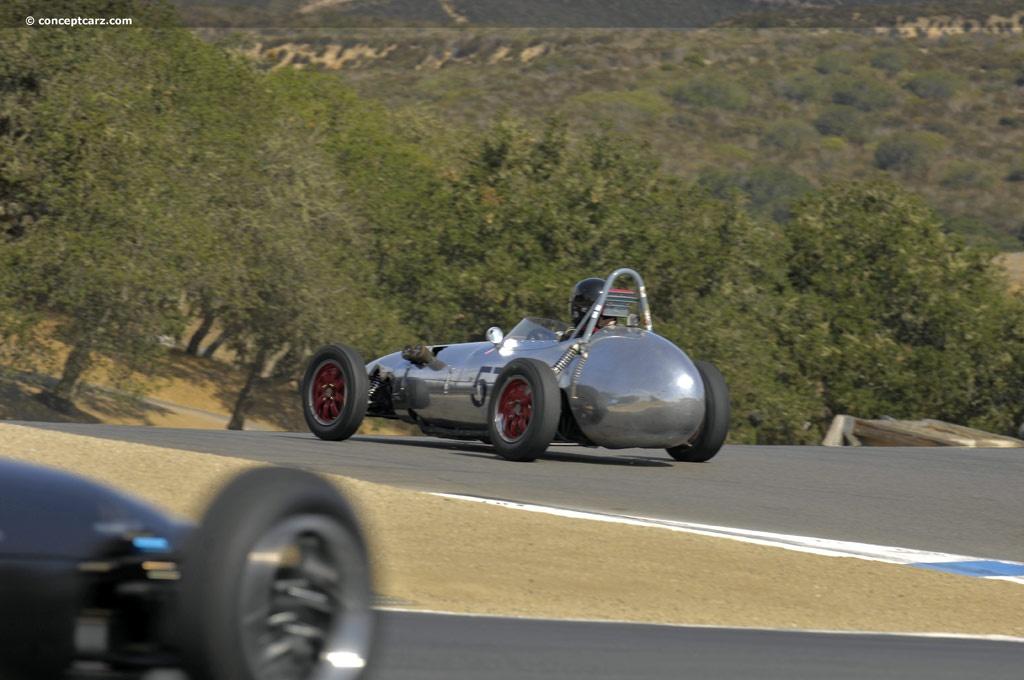 1959 Gemini MK2 FJ