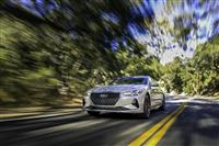 Genesis G70 Monthly Vehicle Sales