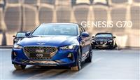 Popular 2020 Genesis G70 Wallpaper