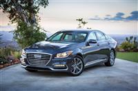 Genesis G80 Monthly Vehicle Sales