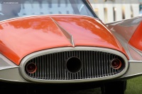 1955 Ghia Gilda Concept