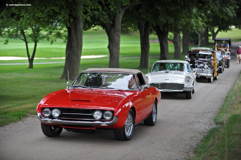 Ghia 450 SS pictures and wallpaper