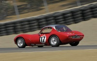 1965 Ginetta G4.  Chassis number 4-0203