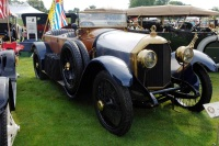 1912 Gobron-Brillie 12 CV Skiff image.