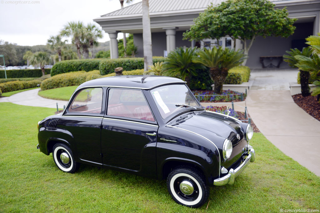 1958 Goggomobil T400 History Pictures Value Auction Sales Research And News