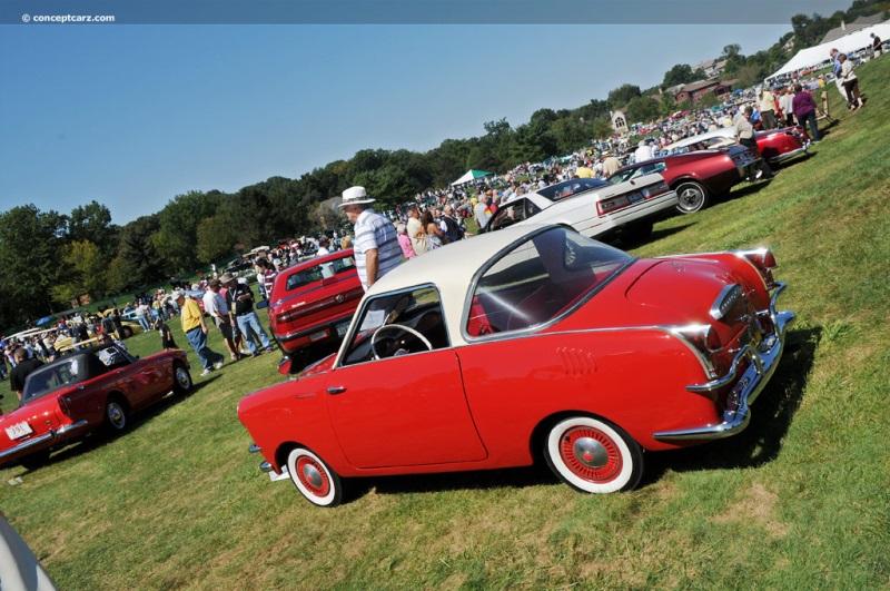 1958 Goggomobil TS 400 Coupe Vehicle Profile