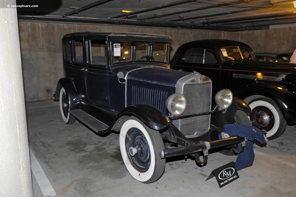 1928 Graham-Paige Model 610 History, Pictures, Value, Auction Sales, Research and News