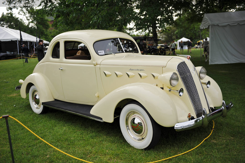 1937 Graham Series 116 Image