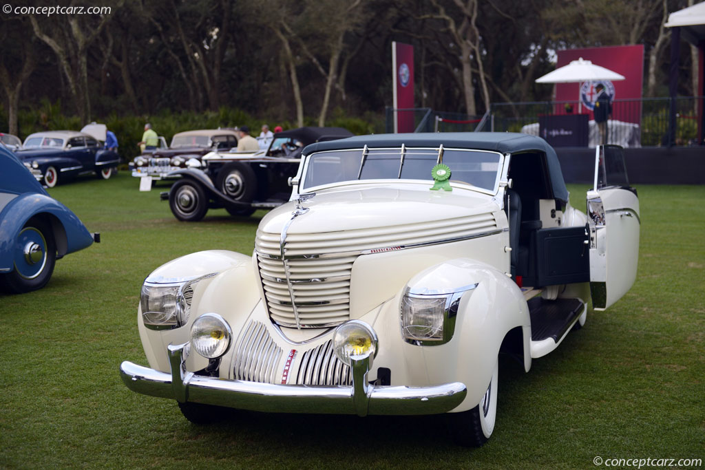 1938 Graham Model 97 History, Pictures, Value, Auction ...
