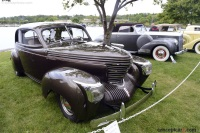 1939 Graham-Paige Model 97 Supercharged