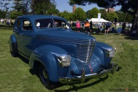 1940 Graham-Paige Model 107