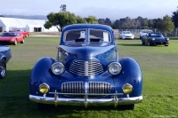 1941 Graham-Paige Hollywood Custom.  Chassis number 900053