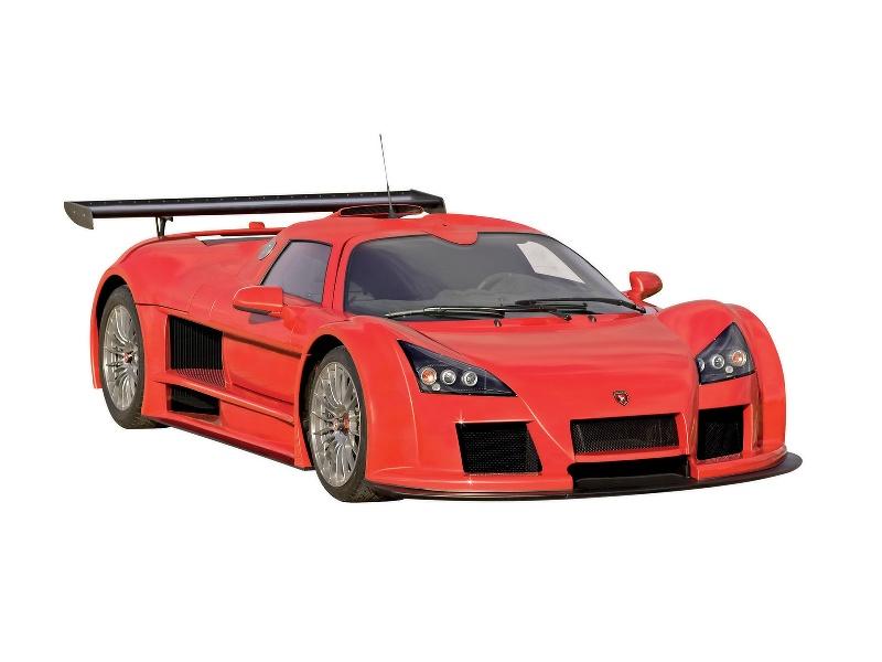 2007 Gumpert Apollo Sport