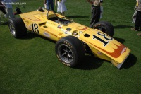 1967 Gurney Eagle Indy Car image.