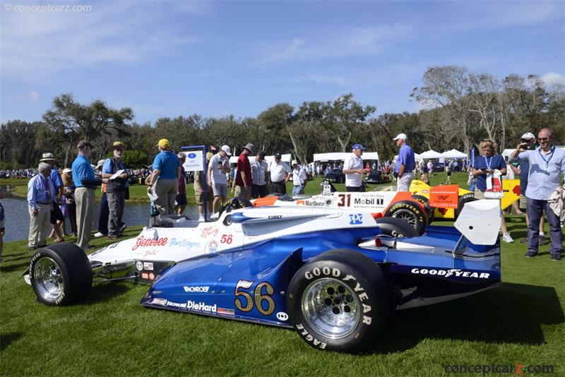 1982 AAR Eagle Indy Car