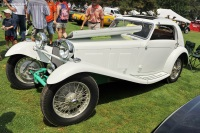 1938 HRG Airline Coupe.  Chassis number WT-68