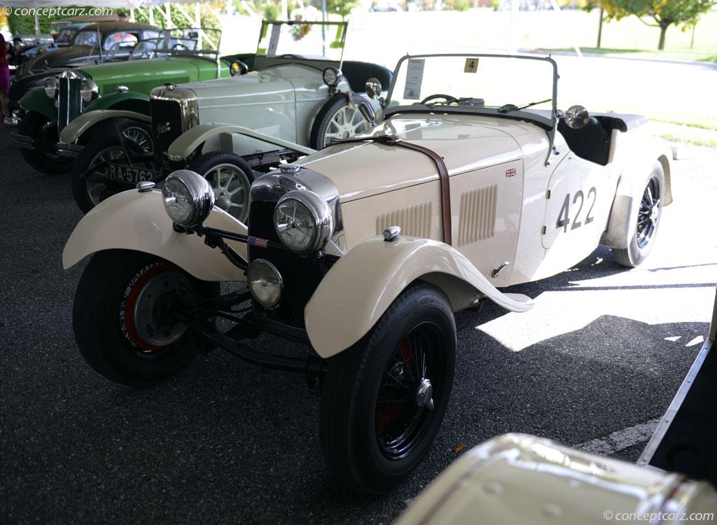 1953 HRG 1500 WS