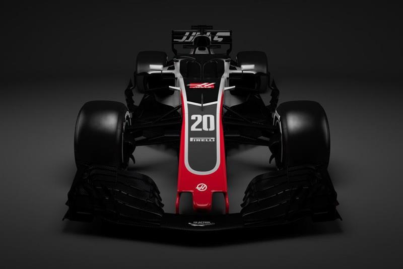 2018 Haas VF-18