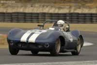 1959 Hagemann Sutton Special.  Chassis number 1