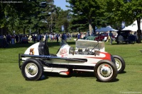 1947 Haller Essex Sprint Car