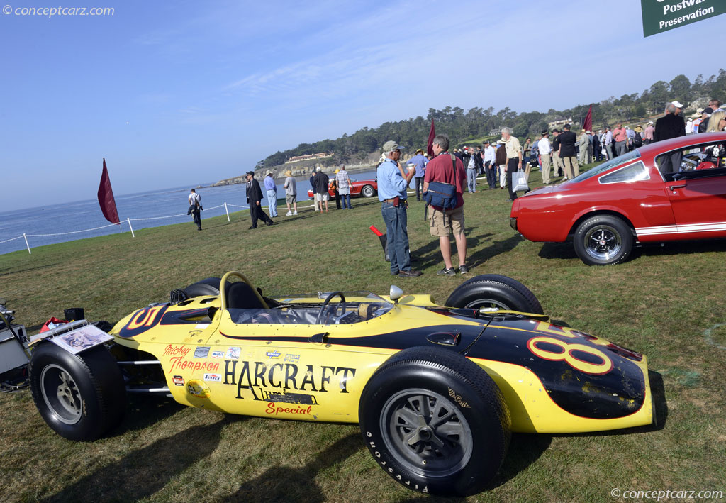 Concours D Elegance >> 1963 Harcraft Mickey Thompson Indy Special Image. Photo 3 of 4