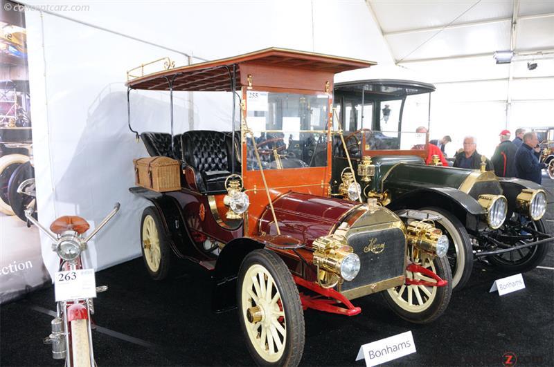 Haynes Apperson Festival 2020.1904 Haynes Apperson Model F Conceptcarz Com