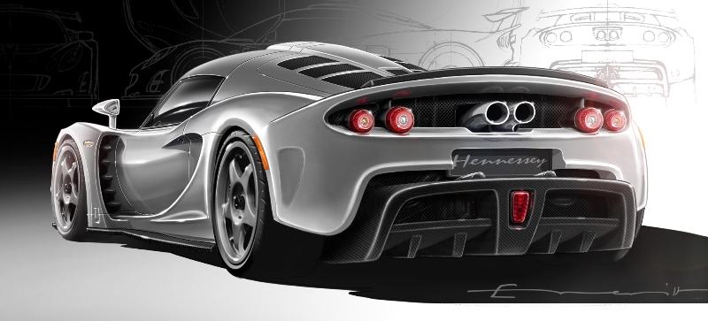 2009 Hennessey Venom GT Concept