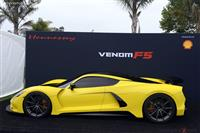 Popular 2018 Hennessey Venom F5 Wallpaper