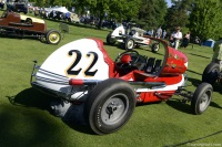 1960 Hillegass Sprint Car