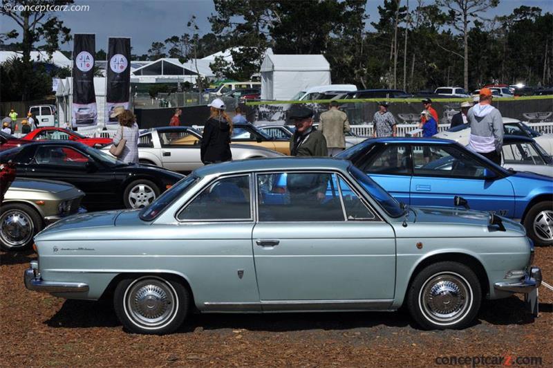 1966 Hino Contessa 1300S
