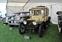 1911 Hispano Suiza King Alfonso XIII.  Chassis number 718
