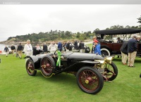 1912 Hispano Suiza 15/45HP.  Chassis number 1558