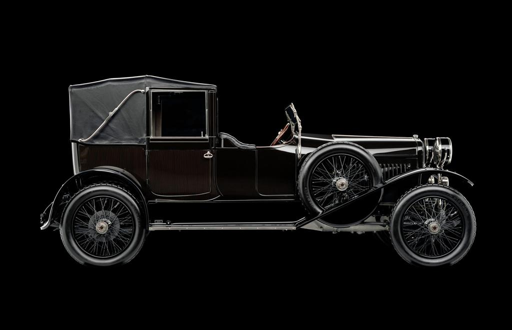 1918 Hispano Suiza Type 32.  Chassis number 5461