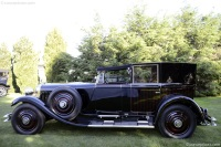 1924 Hispano Suiza H6B.  Chassis number 10960