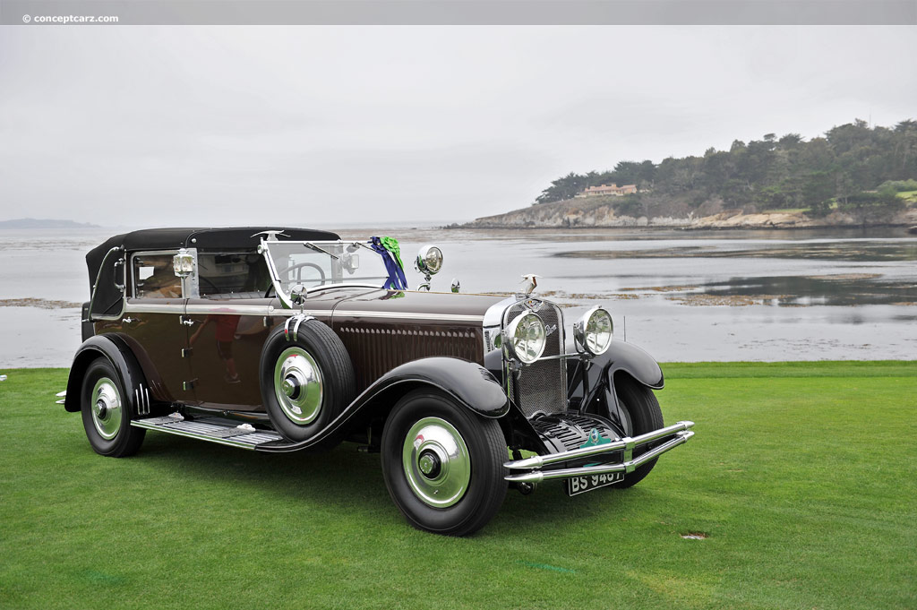 1930 Hispano Suiza H6c Pictures History Value Research