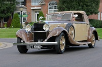 1934 Hispano Suiza K6.  Chassis number 16009