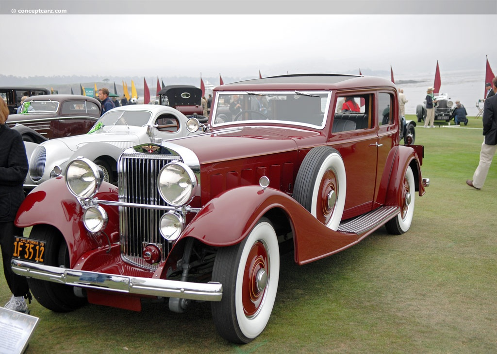 1935 Hispano Suiza J12 Pictures History Value Research News
