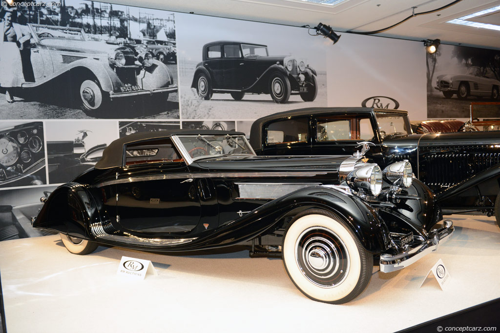 1935 hispano suiza k6 history pictures value auction sales research and news. Black Bedroom Furniture Sets. Home Design Ideas