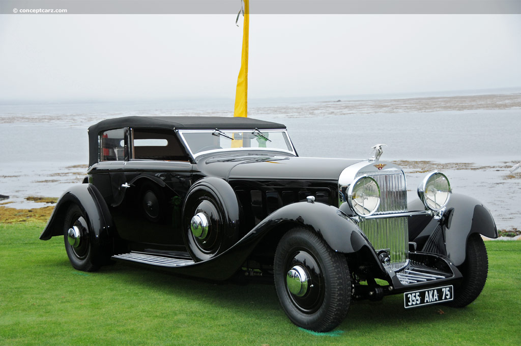 1936 Hispano Suiza J 12 History Pictures Value Auction S Research And News