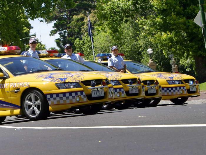 2006 Holden Commodore SS Victoria Police S.M.A.R.T
