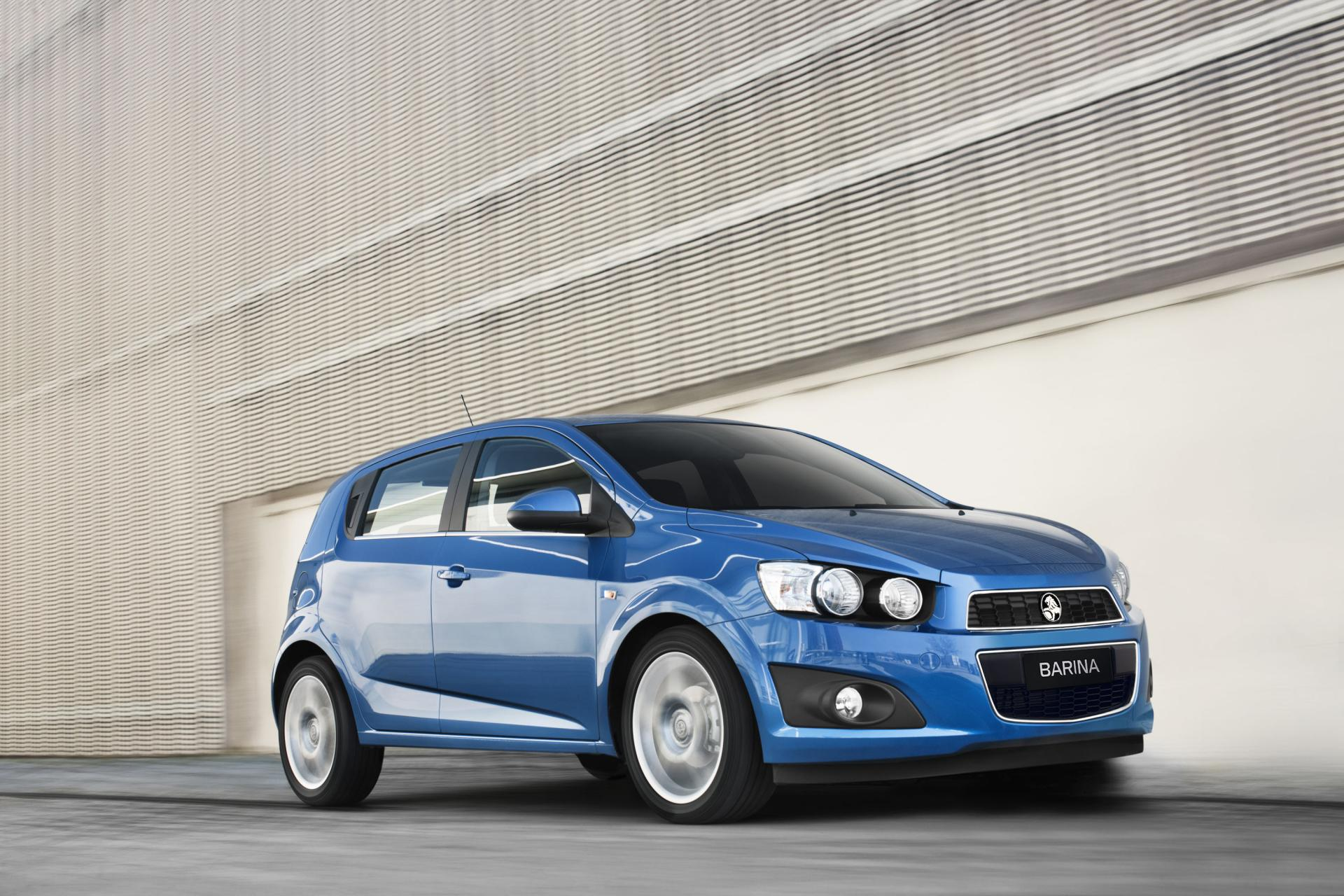 2011 Holden Barina News And Information Conceptcarz Com
