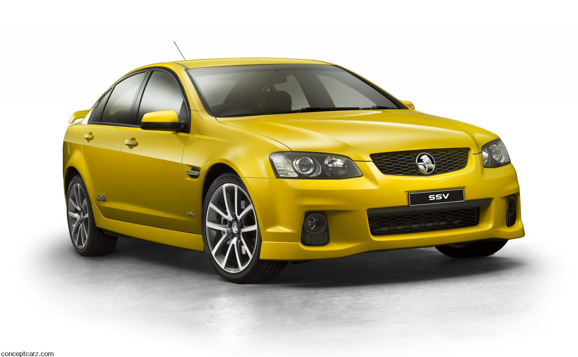 2011 Holden Commodore Ssv Ve Ii Wallpaper And Image