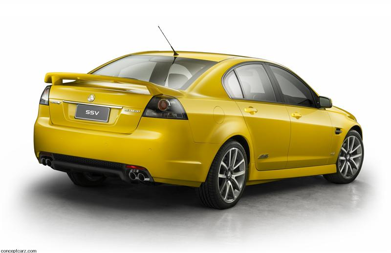 2011 Holden Commodore Ssv Ve Ii Image Photo 23 Of 37