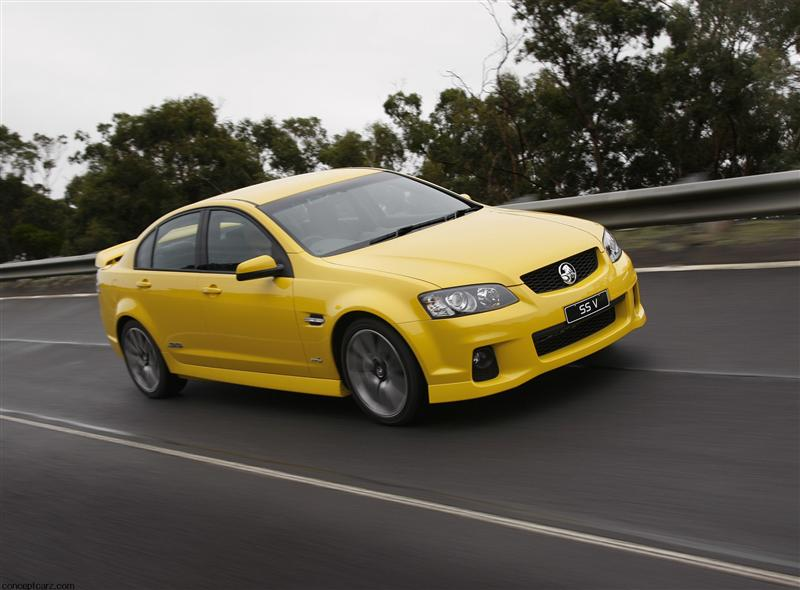 2011 Holden Commodore Ssv Ve Ii Image Photo 5 Of 37