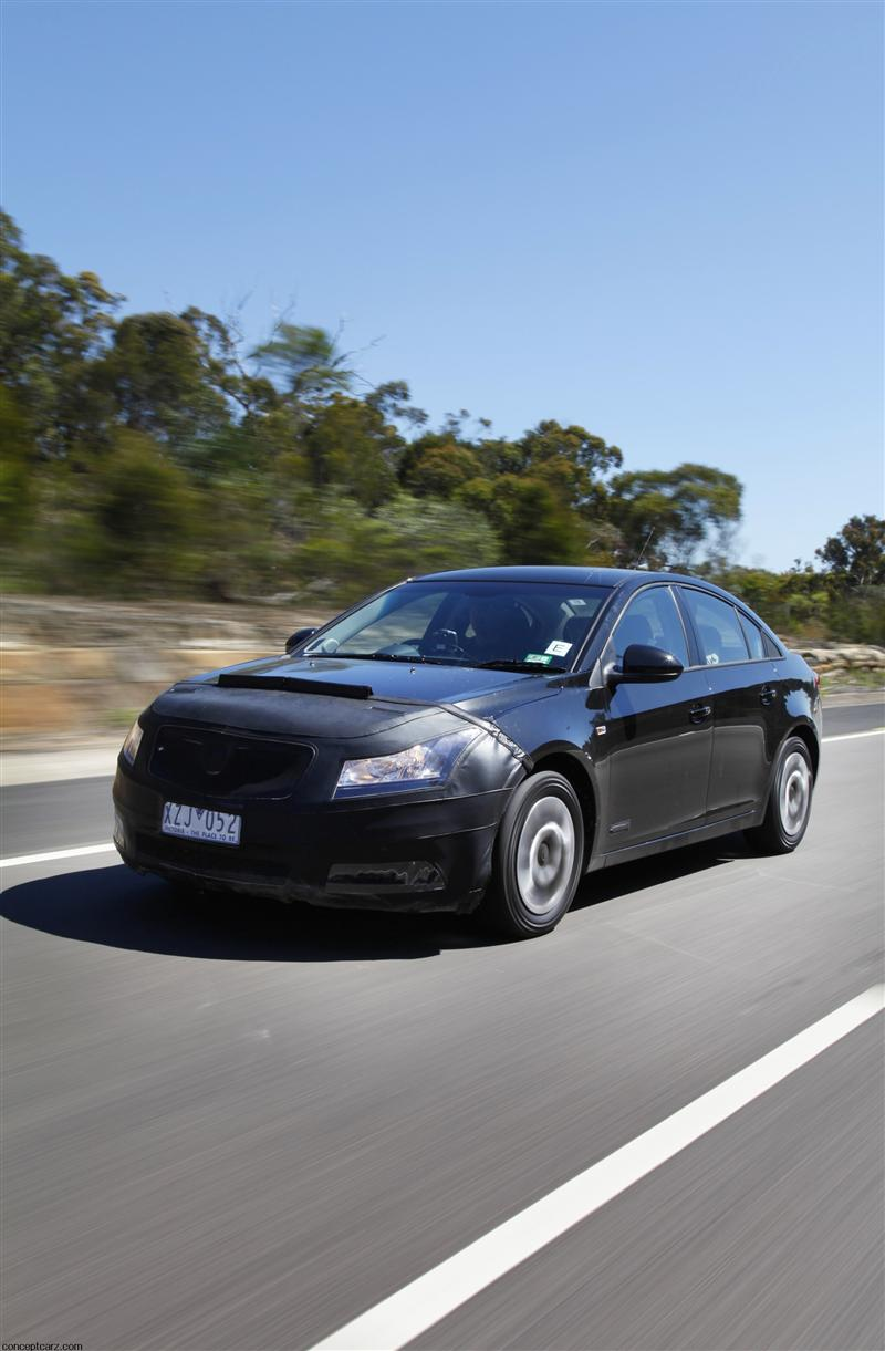 2011 Holden Series Ii Cruze News And Information