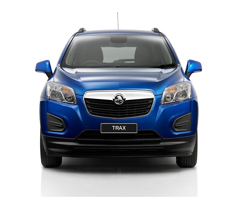 2014 Holden Trax