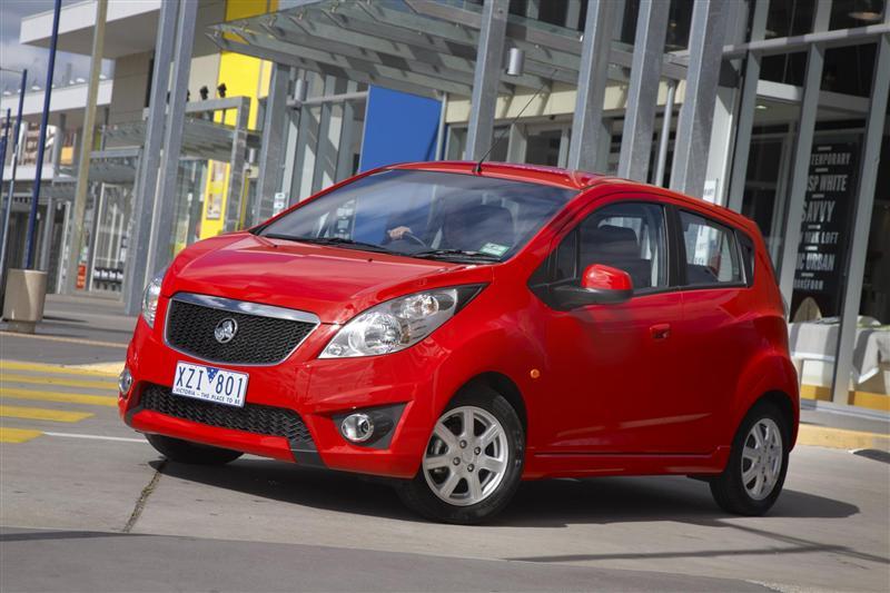 2011 Holden Barina Spark Image Photo 47 Of 47