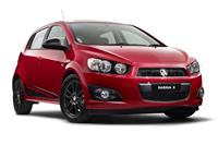 Popular 2015 Holden Barina X Wallpaper